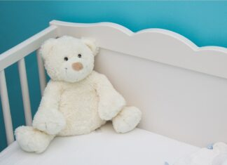 Łóżko do pokoju dziecka