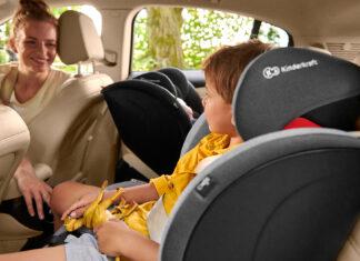 fotelik samochodowy Kinderkraft MyWay