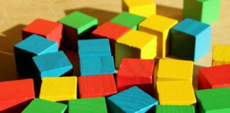 Drewniane zabawki dla dzieci znowu w modzie
