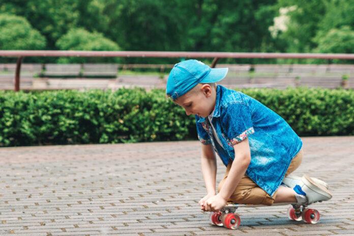 Wpływ sportu na dzieci